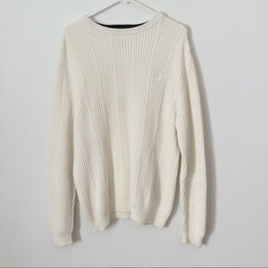 Chaps Cable Knit Sweater